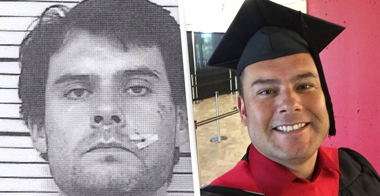 Homeless Drug Addict Turns Life Around To Become Professor