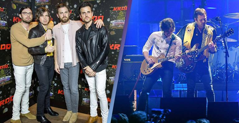 Kings Of Leon Will Be First Band To Release 'Crypto-Album' As An NFT