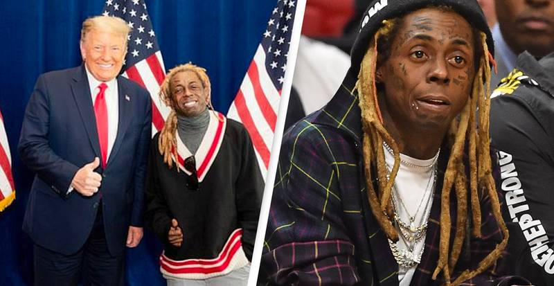 Lil Wayne To Be Pardoned By Trump In The Closing Hours Of His Presidency