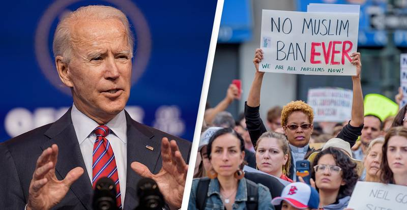 Biden Administration Will Reverse Muslim Ban On Wednesday