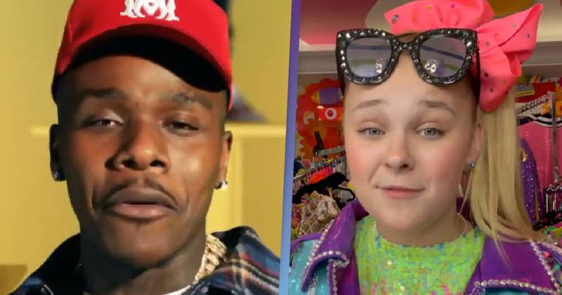 DaBaby Defends Jojo Siwa 'B*tch' Lyric, Says He Wasn't Dissing 17-Year-Old