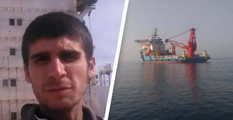 Sailor Forced To Live On Ghost Ship For Four Years Finally Allowed To Leave