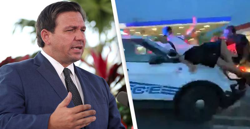 Florida Passes 'Anti-Riot' Bill That Grants Civil Immunity To Drivers Who Run Over Protesters