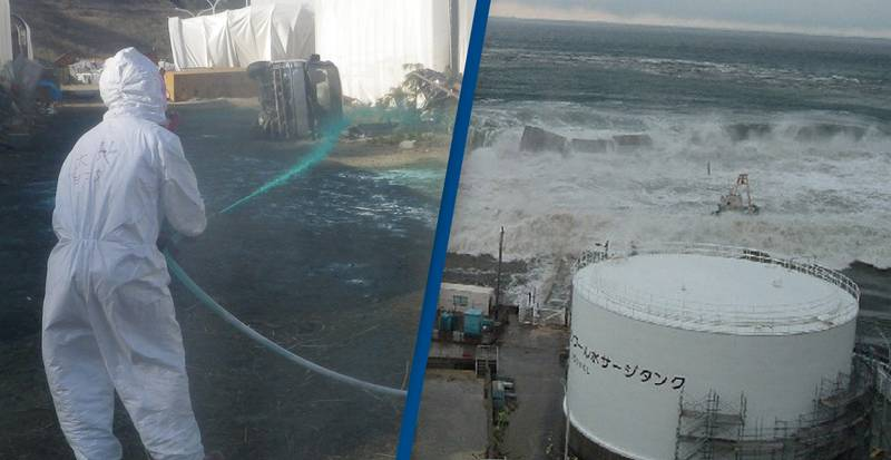 Japan Set To Dump Radioactive Fukushima Water Into The Pacific Ocean