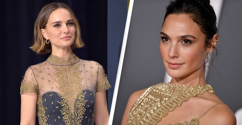 People Are Comparing Gal Gadot And Natalie Portman After Her Comments On Violence In Israel And Palestine