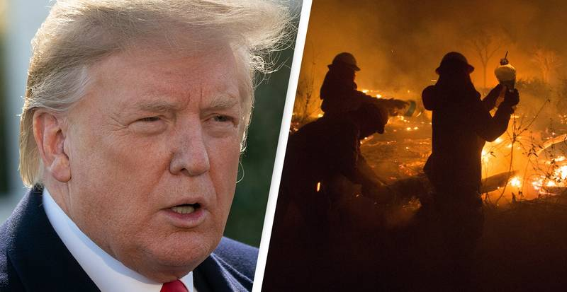Climate Change Data Kept Secret Under Trump Shows Crisis Becoming 'More Extreme'