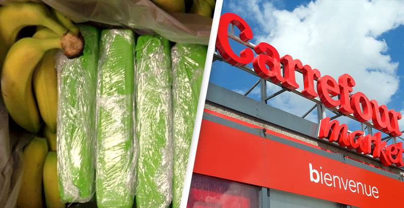 Massive Stash Of Cocaine Found In Packages Sent To Supermarket Chain