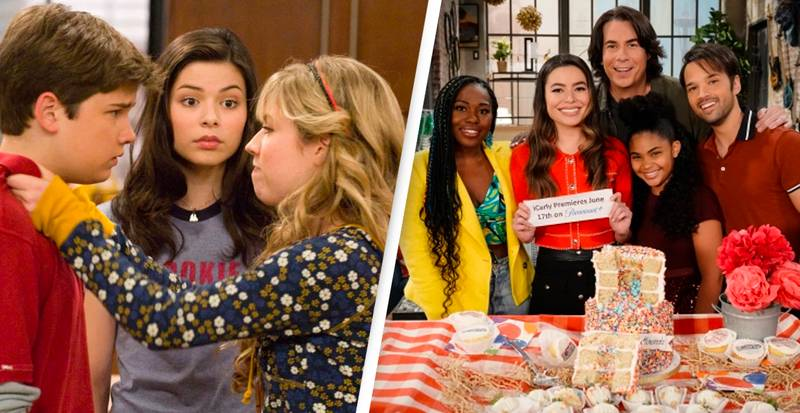 iCarly Revival Confirmed As An 'Adult Show' With 'Sexual Situations', Cast Says