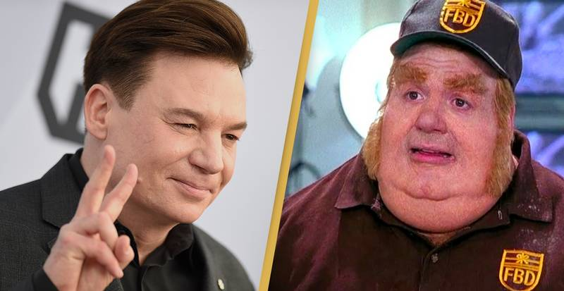 Mike Myers To Play Seven Different Roles In New Netflix Comedy Series
