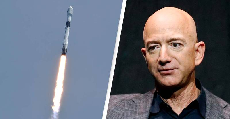 More Than 45,000 People Now Want Jeff Bezos To Stay In Space