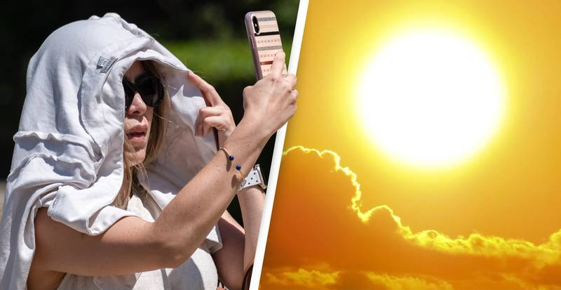 Americans Mock British 'Heatwave' After Realising What Temperature It Is