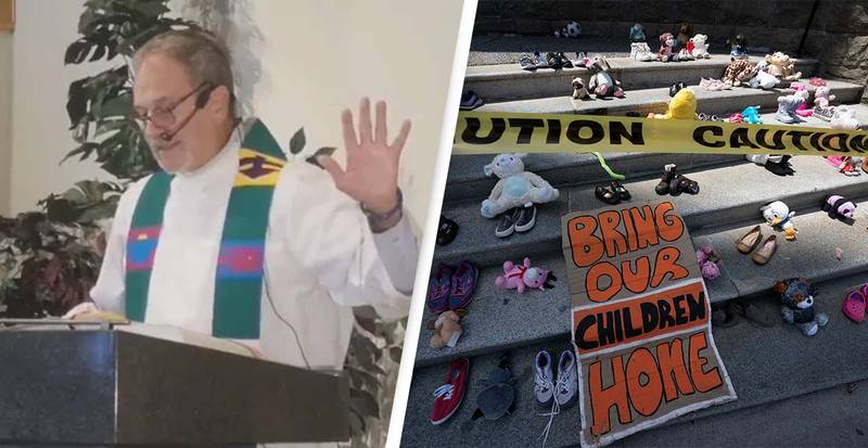 Priest Banned After Calling Abuse Of Indigenous Children At Catholic Schools 'Fake News'