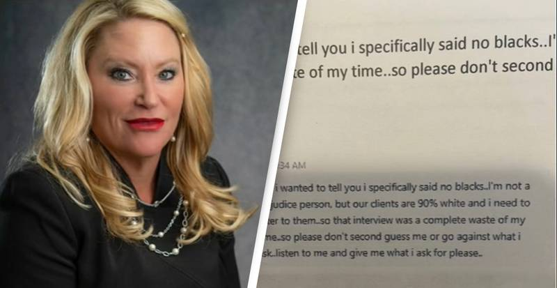 'Racist' CEO Exposed For Allegedly Refusing To Hire Black People