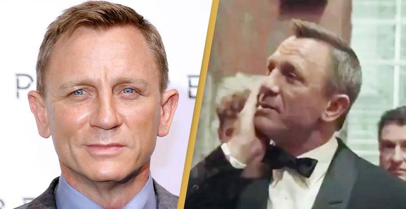 Daniel Craig Fights Off Tears In Heartwarming Farewell Speech After Wrapping His Final James Bond Film
