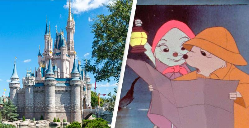 Disney Had To Recall Millions Of Video Tapes After Spotting Nude Photo In Scene