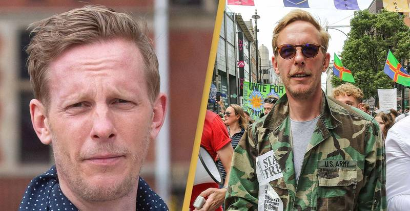Laurence Fox Claims He Is 'Uncancelled' As He Lands Unexpected Role In New Film
