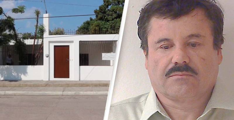 Mexican Drug Lord El Chapo's Hideaway Becomes Prize In National Lottery