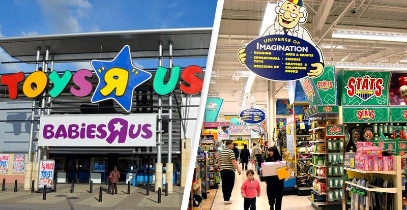Toys R Us Is Returning Four Years After Going Bust