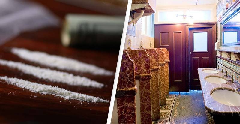 Pubs Are Spraying Their Toilets With 'Anti-Cocaine' Spray