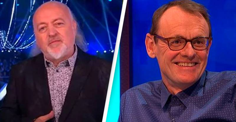 Bill Bailey Gives Emotional Sean Lock Tribute For Stand Up To Cancer