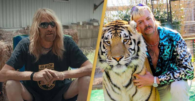'Tiger King' Star Erik Cowie's Cause Of Death Revealed
