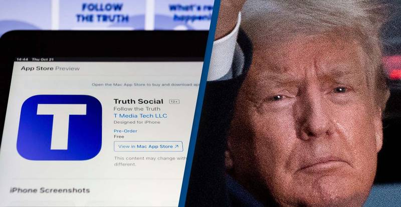 Donald Trump's New Social Media Platform Could Face Legal Issues After Allegedly Stealing The Code