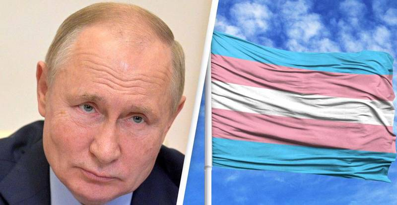 Putin Brands Transgender Education As 'Close To A Crime Against Humanity'