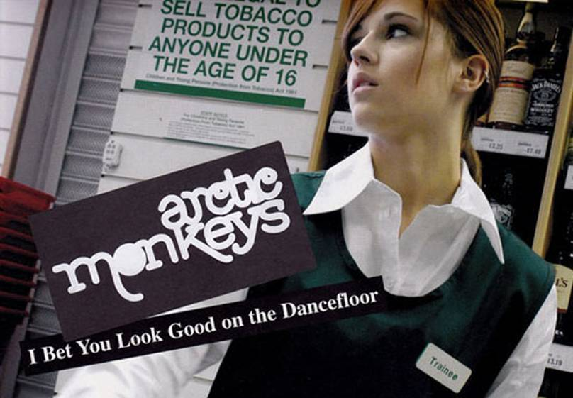Arctic monkeys i bet you look good on the dance floor albumen best cryptocurrency to mine with cpu