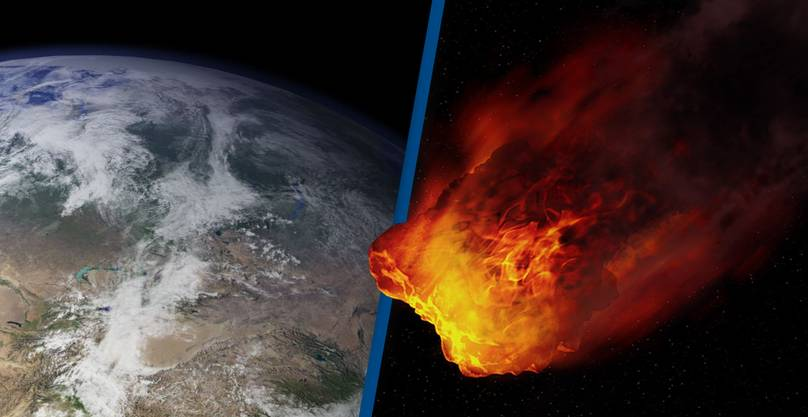 Asteroid The Size Of Golden Gate Bridge Heading Towards Earth At 56,000mph