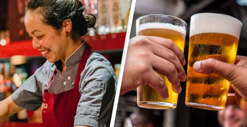 UK Pubs And Restaurants Could Reopen In April With No Alcohol