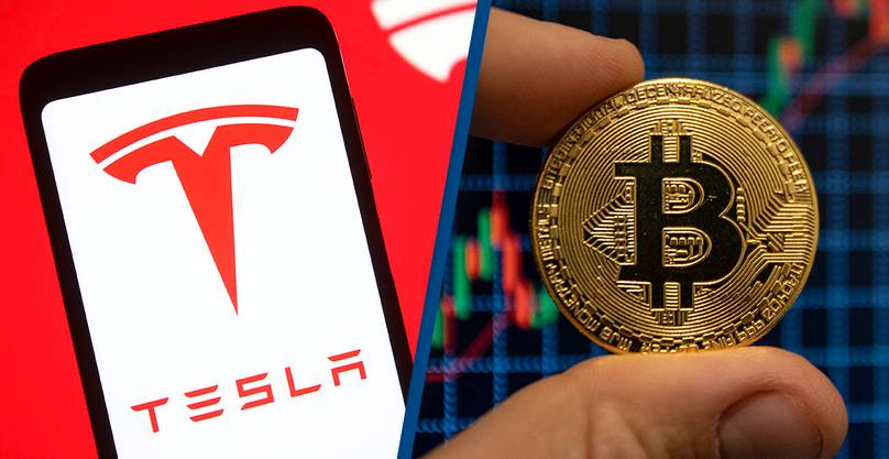 Tesla's Bitcoin Investment Made Them More Profit Than All Their Car Sales In 2020