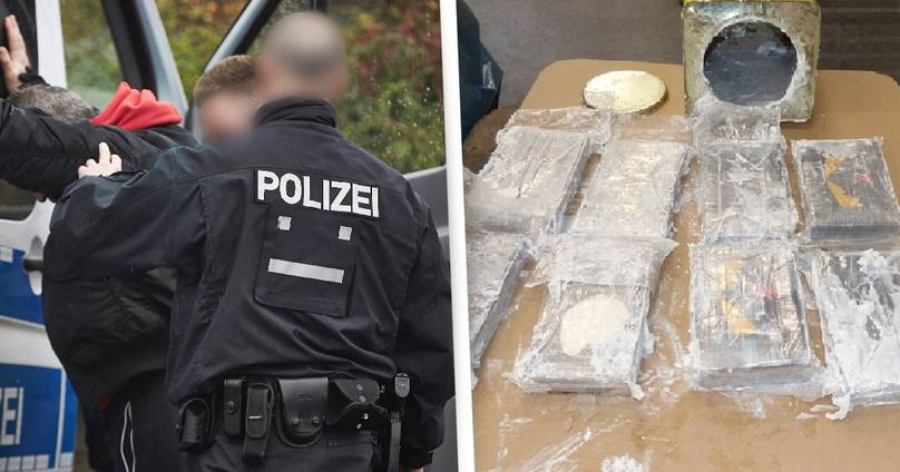 More Than 23 Tonnes Of Cocaine Seized In Europe's Biggest Ever Haul