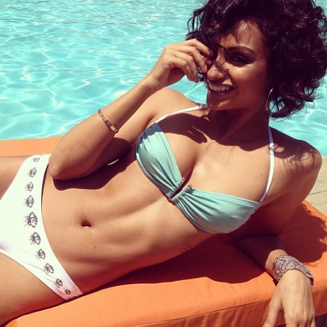 The 24 Hottest Girls On Instagram That Will Make Your Year Better nazanin