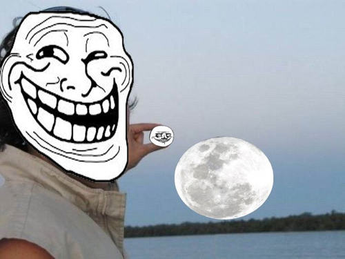 One Of The Funniest Photoshop Trollings Weve Seen Photoshop The Sun