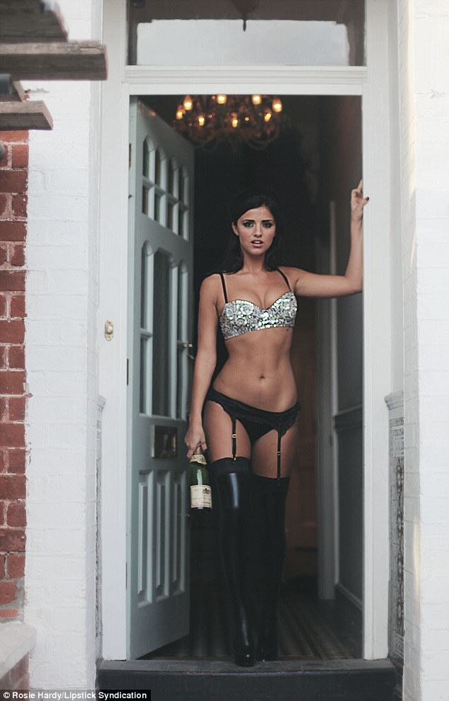 Lucy Mecklenburgh Strips Down And Looks Incredible lucy 2