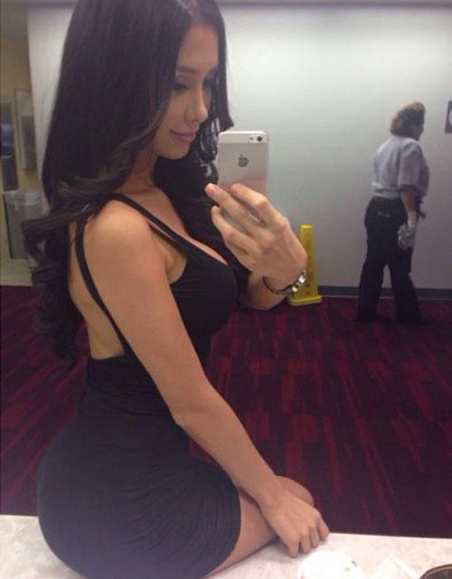 20 Girls That Make Us Jealous Of Their Outfit tight dress girls 151