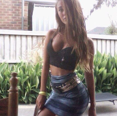 20 Girls That Make Us Jealous Of Their Outfit tight dress girls 201