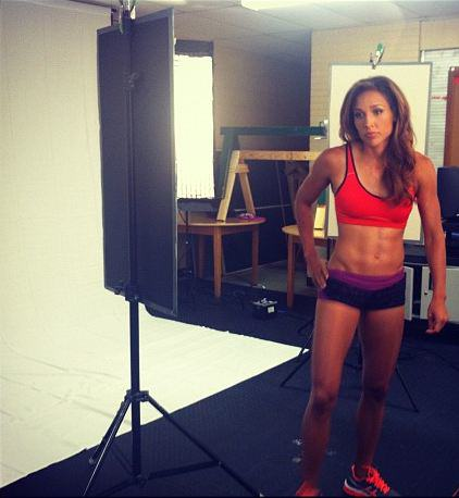 18 Reasons Why The Winter Olympics Are Hotter Than The Summer Olympics 18 Lolo Jones USA Bobsled