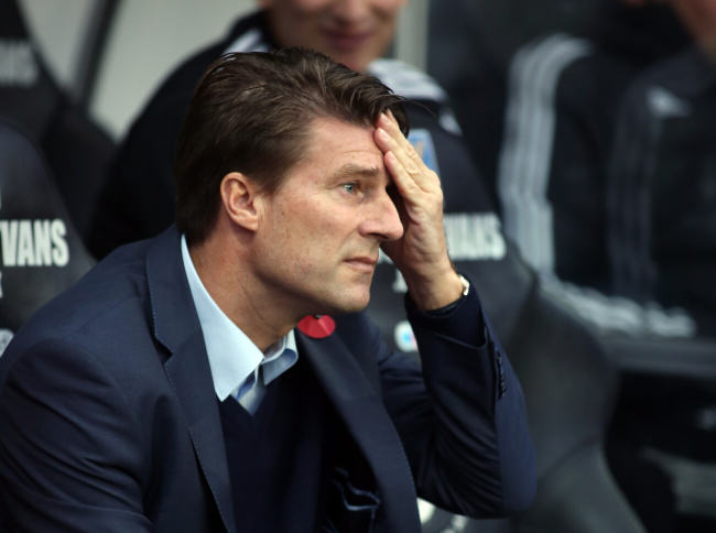 Swansea City Sack Michael Laudrup 'For Taking Too Many Holidays' 187570341