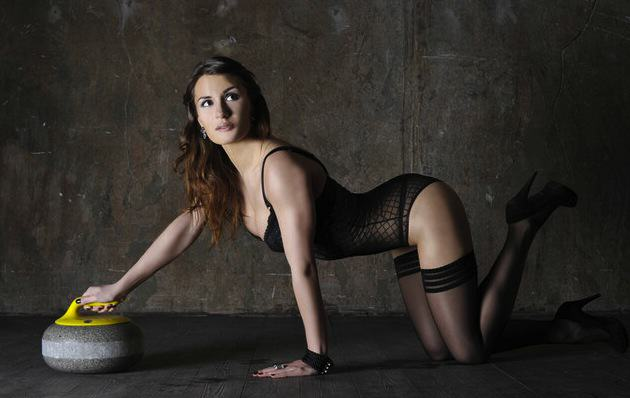 18 Reasons Why The Winter Olympics Are Hotter Than The Summer Olympics 2 Anna Sidorova Russia Curling