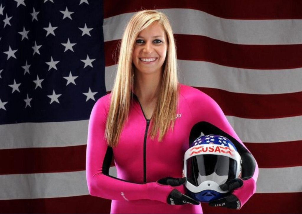 18 Reasons Why The Winter Olympics Are Hotter Than The Summer Olympics 27 Noelle Pikus Pace USA Skeleton