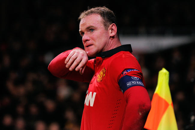 Wayne Rooney Tipped To Be New Manchester United Captain 454921185