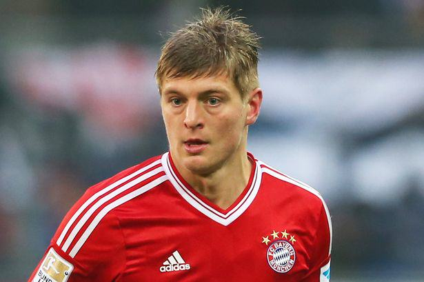 Man Utd Target Toni Kroos Admits No New Contract With Bayern On FB Page Toni Kroos 3088232