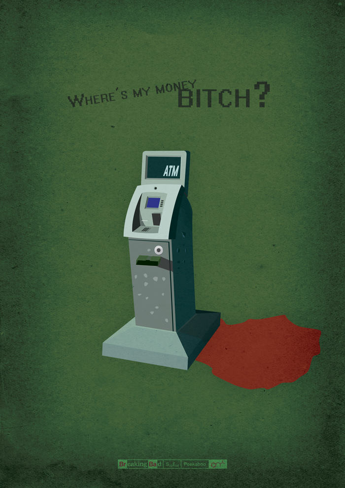 Designer Creates Amazing Posters For Every Breaking Bad Episode tumblr mvha3oe70P1slqxs4o1 1280