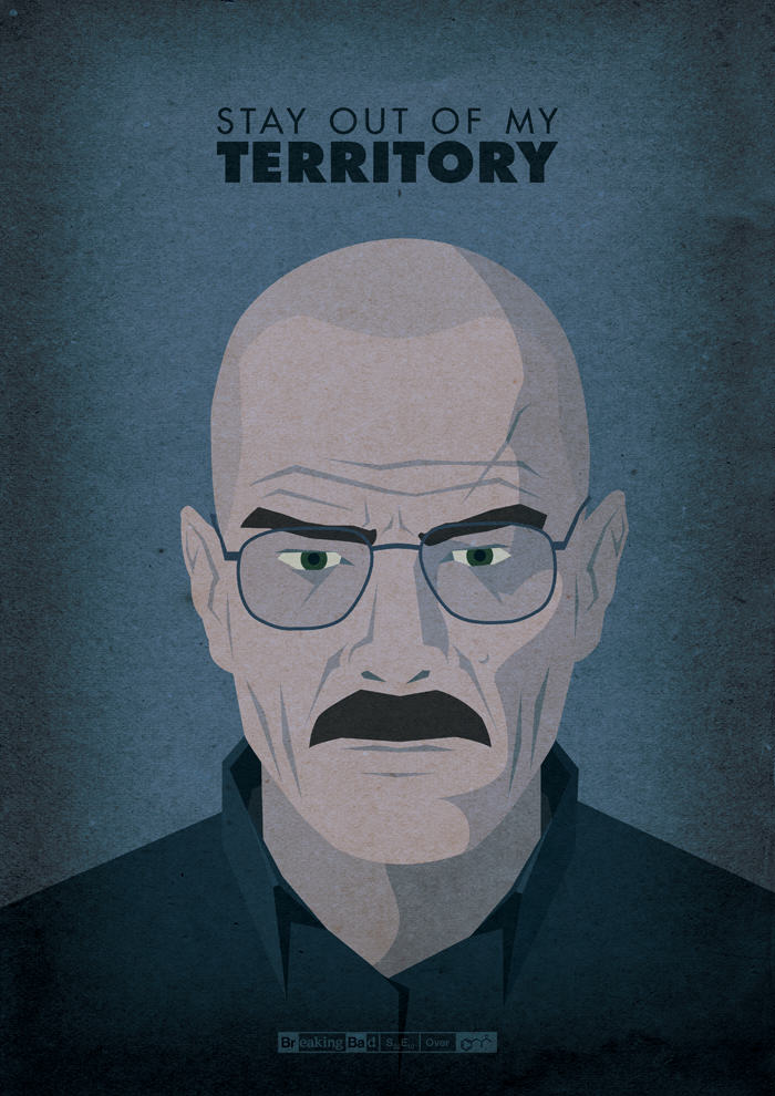 Designer Creates Amazing Posters For Every Breaking Bad Episode tumblr mvw2kgaUwt1slqxs4o1 1280