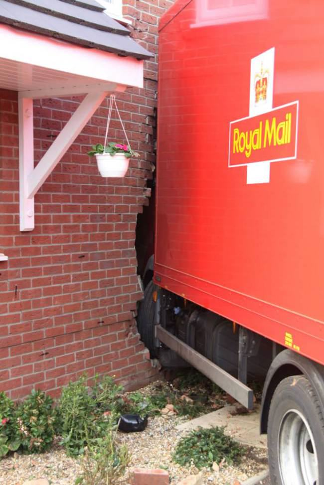 Royal Mail Just Took Special Delivery To A Whole New Level ad 130253941