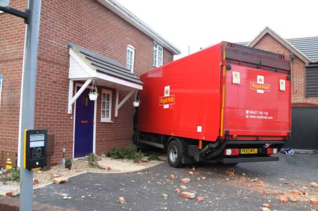 Royal Mail Just Took Special Delivery To A Whole New Level ad 130253987