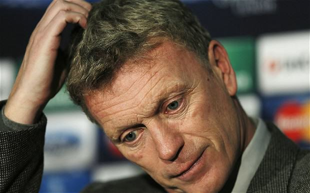BREAKING: Moyes OUT!! Davids reign at Reds comes to an end. David Moyes R 2760482b