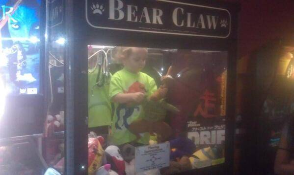 Toddler Runs Away From Home And Is Found In Claw Machine ad 132517320
