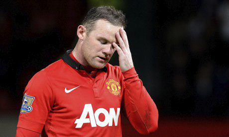 Wayne Rooney Could Be Out For The Rest Of The Season rooneywgkegh